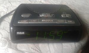 Radio Reloj Despertador Rca Usado Barato