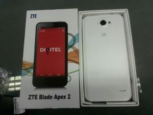 Vendo O Cambio Teléfono Zte Blade Apex 2 Por Iphone