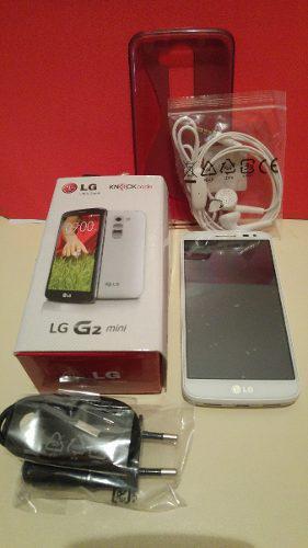 Lg G2 Mini 4g/lte Digitel, Movistar Y Movilnet, Como Nuevo.