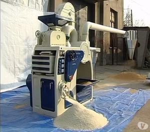 MLNJI Combinación de la máquina de molienda de arroz