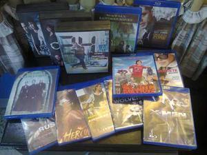 Se Vende Combo De Peliculas Para Blu Ray