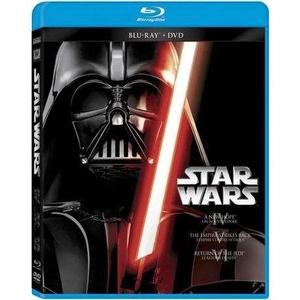 Star Wars - Saga Completa Blu-ray Hd
