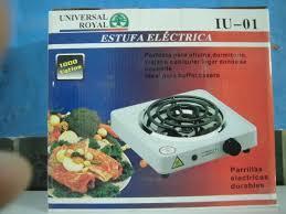 cocina electrica nueva tlf