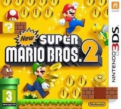 Click! New Super Mario Bros 2 3ds Original