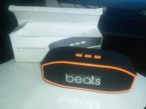 Corneta Beats 100% Original Bluetooth, Usb Y Otras. T/fisic