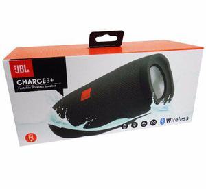 Corneta Portatil Jbl Wireless Charge 3 Waterproof Bluetooth