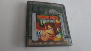 Donkey Kong Country P Gameboy Color Original Usa Impecable