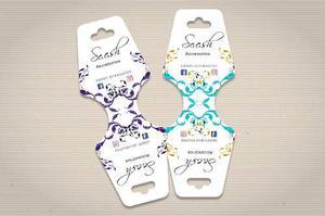 Etiquetas, Cartones Para Collares Y Pulceras Personalizados