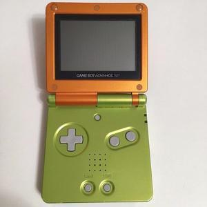 Game Boy Advance Sp Con Cargador + 1 Juego Oferta Como Nuevo