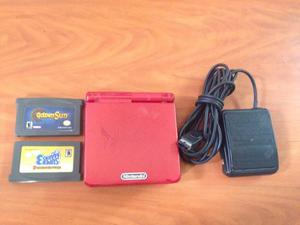 Game Boy Advance Sp Con Juegos