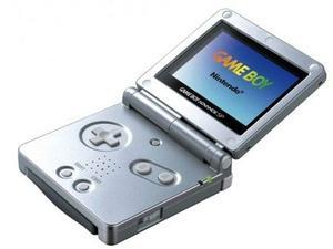 Game Boy Advance Sp + Dos Juegos De Niñas