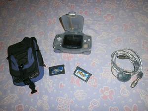Game Boy Advance Y Productos Barbie + Accesorios