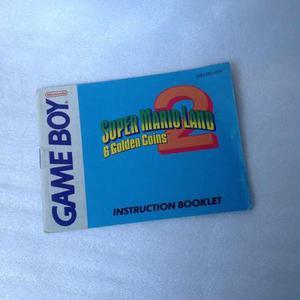 Game Boy Nintendo - Super Mario Land 2