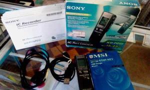 Grabadora Digital Sony Icd-p210 Usada