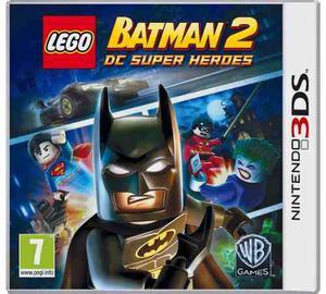 Juego 3ds Lego Batman 2 Dc Super Heroes