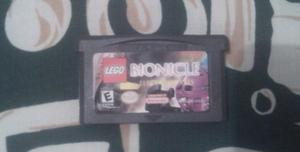 Juego Para Game Boy Bionicle