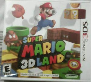 Juego Para Nintendo 3ds Super Mario 3d Land Usado