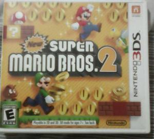 Juego Para Nintendo 3ds Super Mario Bros.2 Usado