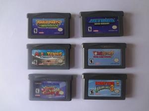 Juegos De Gameboy Advance / Sp / Ds Lite. Originales!