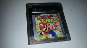 Mario Tennis Para Gameboy Color Original Usa Impecable