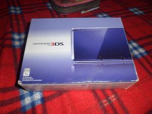 Nintendo 3ds + Un Juego De La Era Del Hielo En 3d