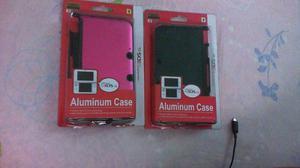 Protector Case Aluminio Para Nintendo 3ds Xl Original