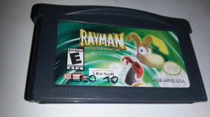 Rayman Para Gameboy Advance * Original Usa Impecabl