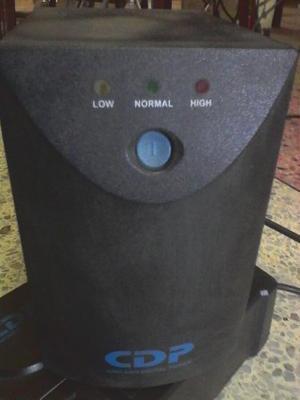 Regulador De Voltaje Para Pc 6 Entradas