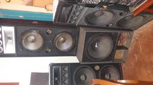 Vendo equipos de sonido