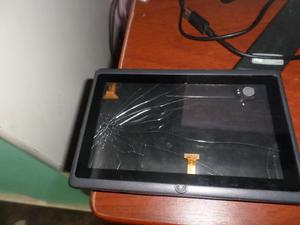 Caracsa Tablet Dragon Touch Usada En Buen Estado Completa