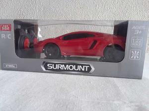 Carro A Control Remoto Surmount Rojo ©