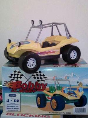 Carro Bobby El Buggy Juguete Unisex Barbie, Keen Y Mastik