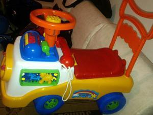 Carro Montable Para Niños Y Niñas