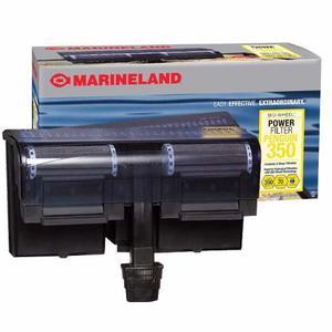 Filtro Cascada Marineland 350 Gph Para Acuarios 50 A 70 Gal