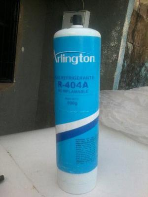 Gas Refrigerante R-404a.