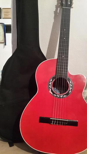 Guitarra acustica,nueva!