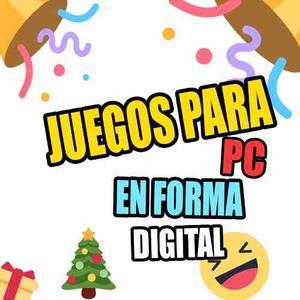Juegos Para Pc En Forma Digital