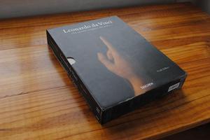 Leonardo Da Vinci Obra completa 2 Libros Obra Pictorica y