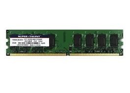 Memoria Ram Super Talent Ddr2 2gb