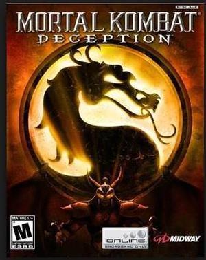 Mortal Kombat Deception Juego De Pc