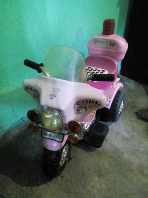 Moto De Baterias Para Niñas