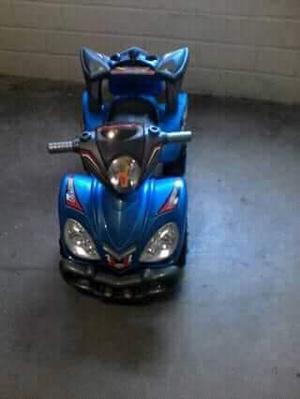 Moto Electrica Para Niño Oferta