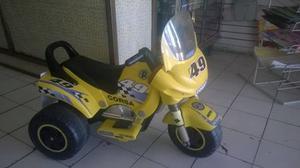 Moto Electrica Peperego Nueva.