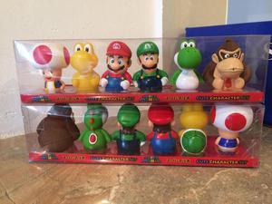 Muñecos Mario Bross