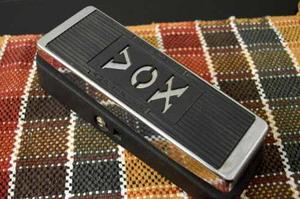 Pedal De Wah Vox 847a
