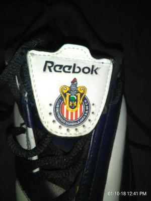 Tacos De Futbol,reebok Originales, Talla 40.