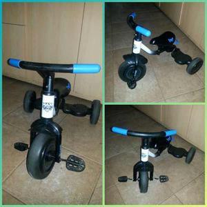 Triciclo Para Niño Max Steel