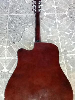 Vendo Guitarra Acustica Y Electronica
