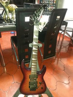 Vendo Guitarra Electrica Jackson Japones