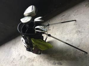 Vendo Maleta De Golf Us Golf Kids 54´´ Derecho(a), Usada